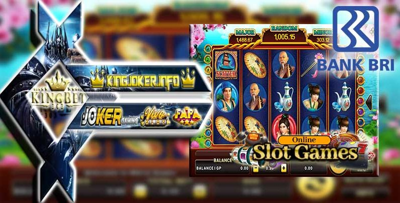 Agen Slot Joker Gaming Deposit Bank BRI 24 Jam